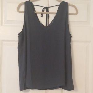 NwT Loft Ann Taylor LP dark turquoise blouse top